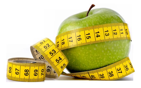 Massband Apfel