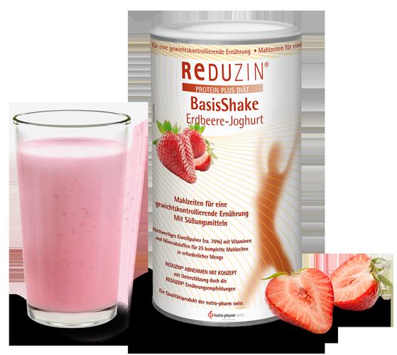 Reduzin Erdbeere-Joghurt