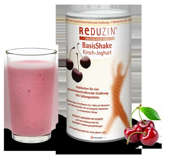 Reduzin Kirsche-Joghurt