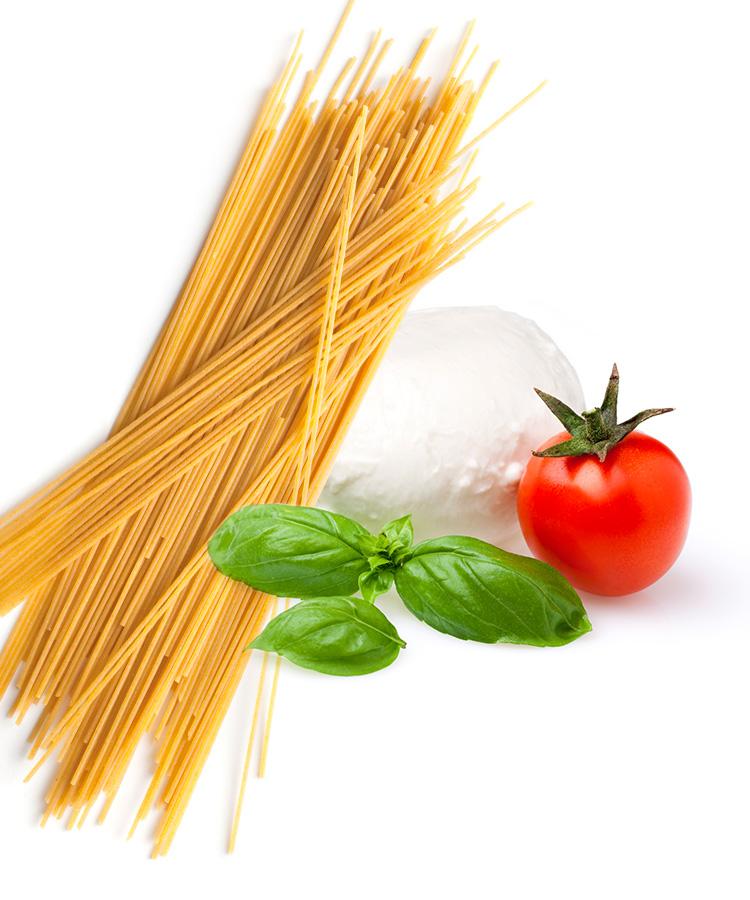 Rezept: Spaghetti Caprese